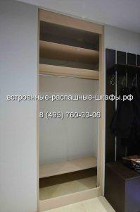 Шкаф встроенный распашной-06 - встроенные-распашные-шкафы.рф.