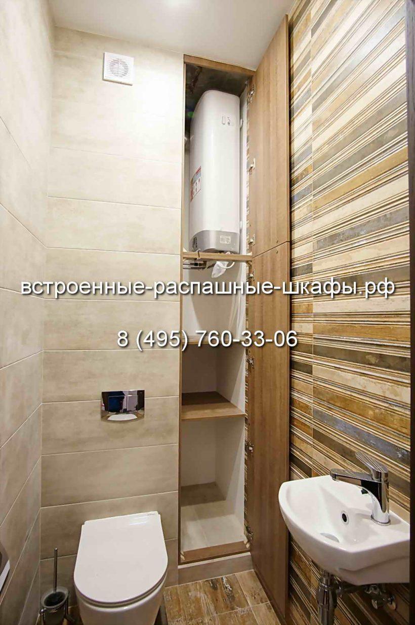 Шкафы в туалете своими руками фото